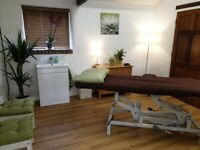 Therapy rooms to rent in beautiful Clinic