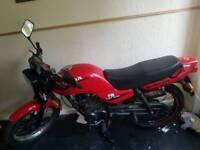 2000 Honda CG125