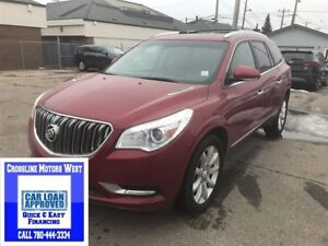 2014 Buick Enclave LOADED LEATHER PAN ROOF 7 PASSENGER NAVI
