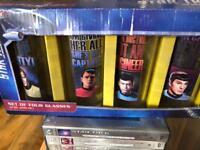 Star Trek tumblers