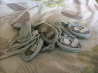 17 iPhone 4 chargers