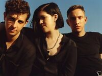 2x tickets for The XX - Thu 9th of March @ O2 Academy Brixton (London)