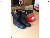 Brand New Merlin Aragon Motorbike Boots Size 8