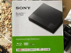 Sony bdp 1700 blu-ray disc