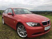 2006 BMW 318 SE 61532 MILES 18 MV3 ALLOYS MOT'D NOV 16 FULL SERVICE HISTORY EXCELLENT CONDITION