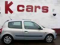 GREAT FIRST CAR RENAULT CLIO 1.2 EXPRESSION 2002 LOW MILES LOW INSURANCE