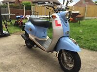 Direct bikes 50cc scooter / moped learner legal