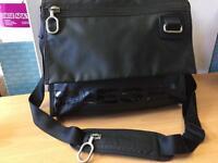 Diesel Black Shoulder Bag