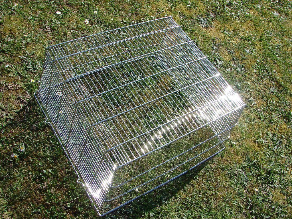 New Gas Boiler Flue Guard Cowl Terminal Cage Basket Steel