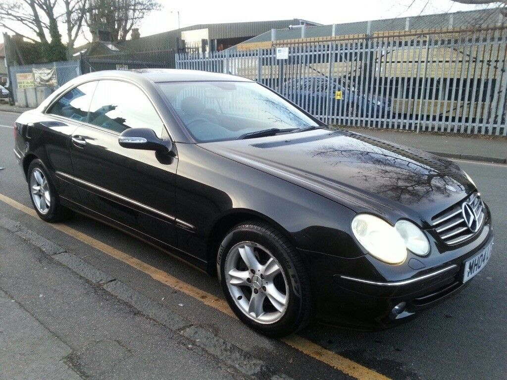 mercedes clk 270 cdi in enfield london gumtree. Black Bedroom Furniture Sets. Home Design Ideas