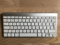 Genuine Apple Wireless Magic Keyboard - British English - A1314