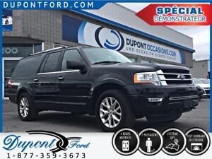 2017 Ford EXPEDITION MAX LIMITED Max AWD TAUX A PARTIR A 2.9 %