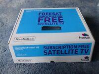 Manhattan Plaza HD - S2 Digital Satellite Receiver