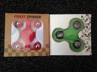 Fidget spinning