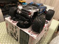 Arrma Nero brushless Rc truck will swap can add cash