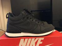 Nike Internationalist Mid PRM 3M Reflective Black UK 8 EU 42.5 US 9