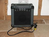 Electric Guitar Practise 20Watt amplifier ( Rocket 10)