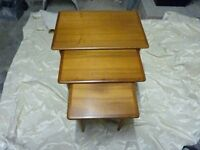 1970s Nest of Tables
