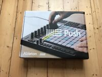 SOLD - Ableton Push, Boxed as New