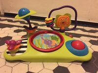 Mamas and Papas snug seat play tray