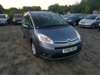 Citroen grand Picasso vtr HDI 1.6L Diesel 2010 long mot Full service history excellent condition