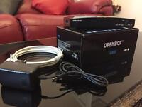 Full HD Freeview TV Satellite Receiver