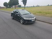 HONDA CIVIC SE I-VTEC 1.8 6SPEED 57 REG