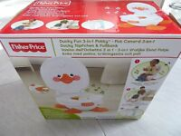 Ducky Fun 3-in-1 POTTY - NEW in sealed box. Save OVER £20 on new price. May deliver