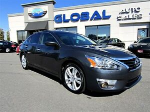 2013 Nissan Altima 3.5 SV SUNROOF , ALLOYS , MORE....