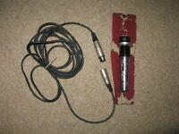 Vintage Shure Unidyne 111 Microphone