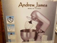 Dough maker | Almost new | 4 Attachments | Andrew James