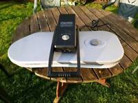 Steam press table top iron