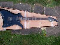 Guitar Shark Fin
