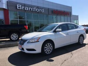 2013 Nissan Sentra S FRONT WHEEL DRIVE