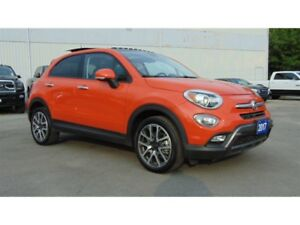 2017 Fiat 500X DUAL PANE SUNROOF- CAMERA- ONLY 12,500 KMS