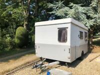 Folding Caravan Project - Need Gone!