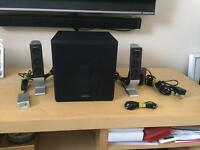 Creative MMS240 2.1 Sound system