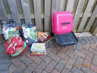 BARBEQUE - CHARCOAL - SMALL NEW & UNUSED COMPLETE WITH CHARCOAL