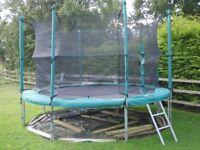 Trampoline - 12 foot Big Air Junior