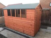 Brand new shed 5ft x 7ft