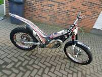 Gas gas 300 trials bike 2012