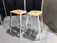 Remploy School Lab Stools Man Cave Bar Garden Pub Shop Wedding Chairs