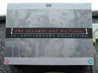 fox searchlight 20th anniversary boxset