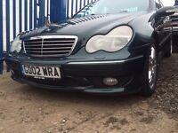 C32 - 12 M.O.T - F.S.H - Low Miles - Bargain F.C.P £7500