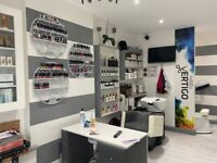 Hairdresser Salon with 2 Beauty Rooms and a Mani/Pedi Space - Leasehol