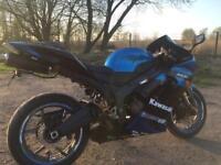 Kawasaki zx6r c1h price drop need quick sale