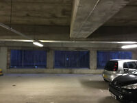 Secure Parking space available for rent opposite Sky Park in Finnieston