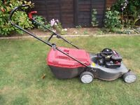 Mountfield Push Petrol Lawnmower