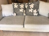 Lush 3 + 2 SEATER SOFAS VERY COMFY MUST LOOK