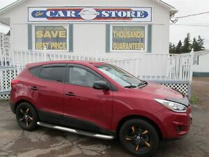2014 Hyundai Tucson GL AUTO!! HEATED SEATS!! CHROME SIDE STEPS!!